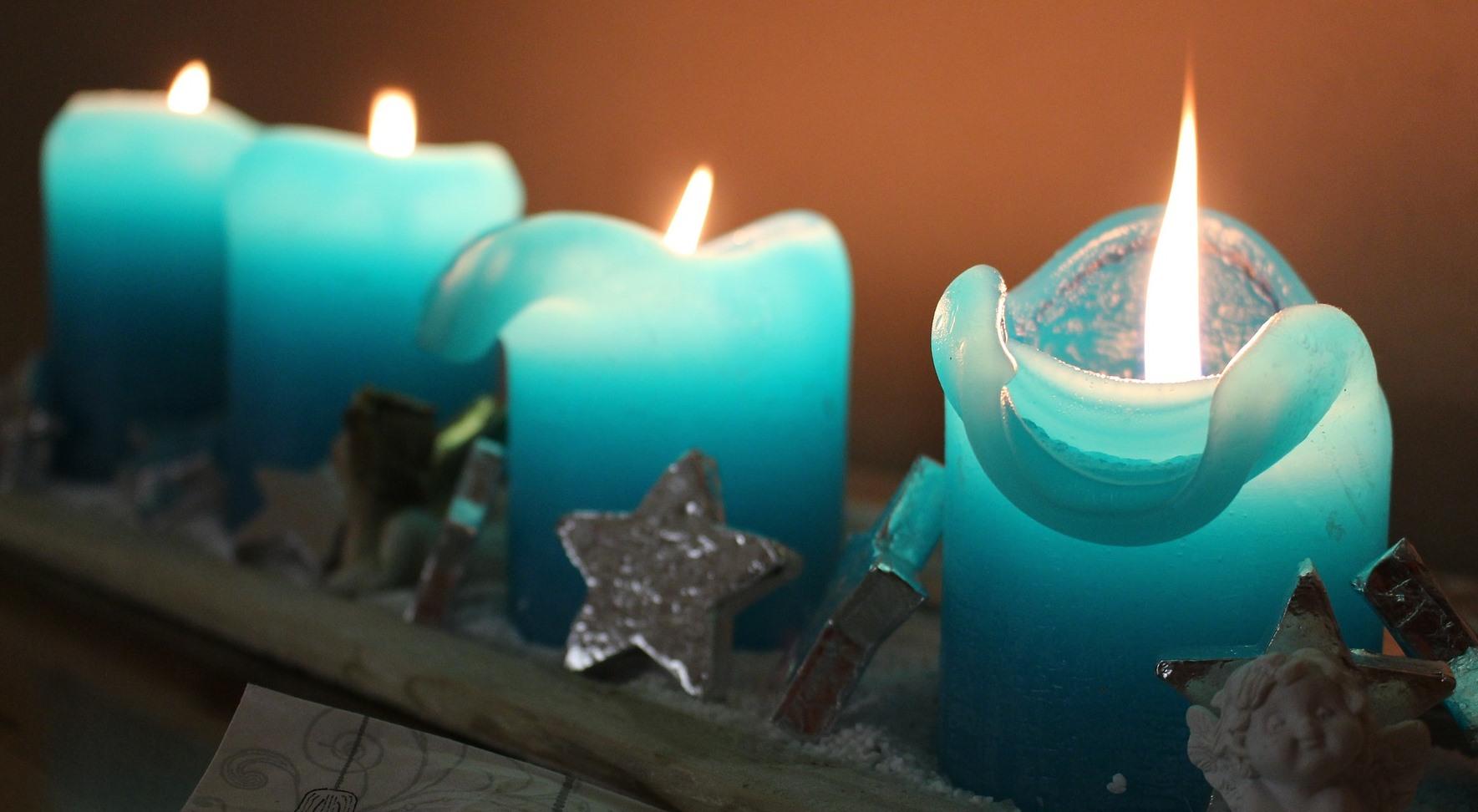 Der Adventskranz – seine tiefere Bedeutung und wie du mit ihm einen heiligen Raum öffnest